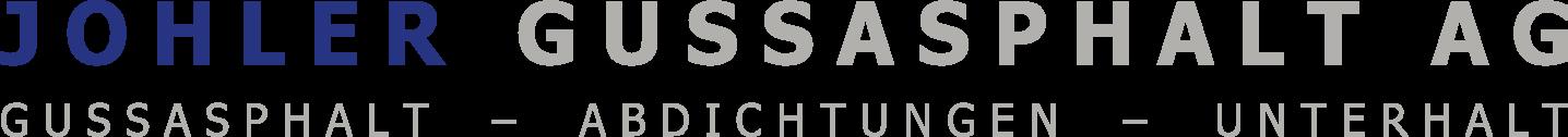 Logo Johler Gussasphalt AG